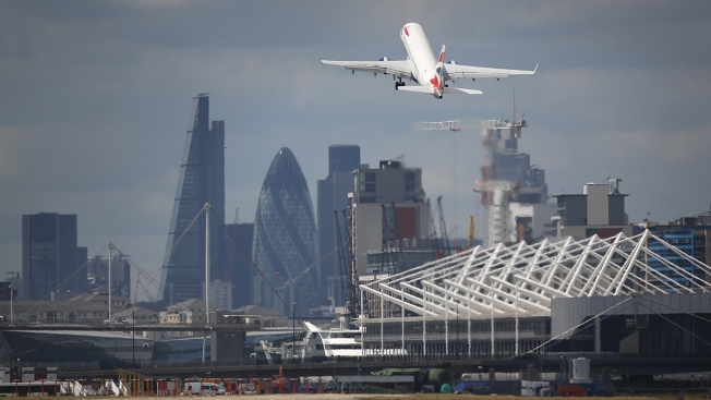 London City Airport Closed After Unexploded WWII Bomb Found