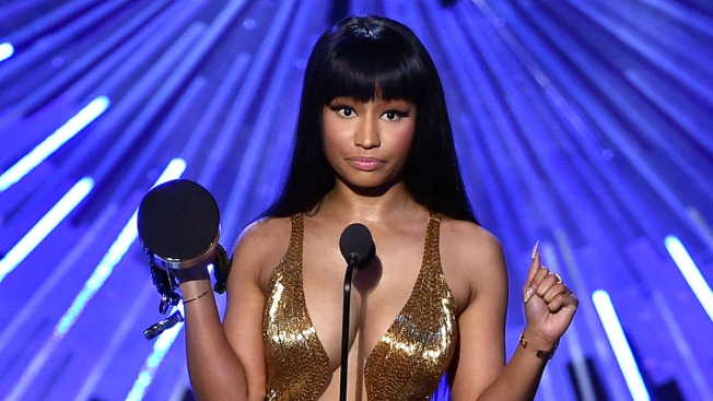 Nicki Minaj Gets TV Sitcom; 50 Cent Inks New Starz Deal