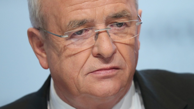 Volkswagen CEO Martin Winterkorn Steps Down Amid Emissions Scandal