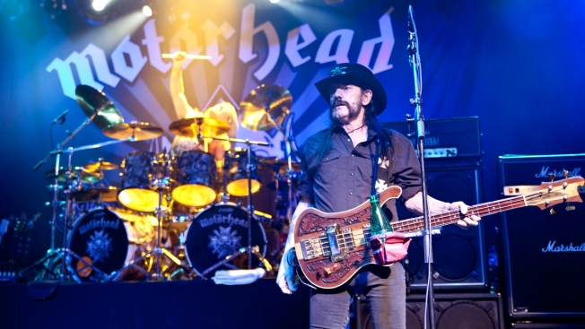Motorhead Frontman Ian 'Lemmy' Kilmister Dies Days After Cancer Diagnosis, Band Says