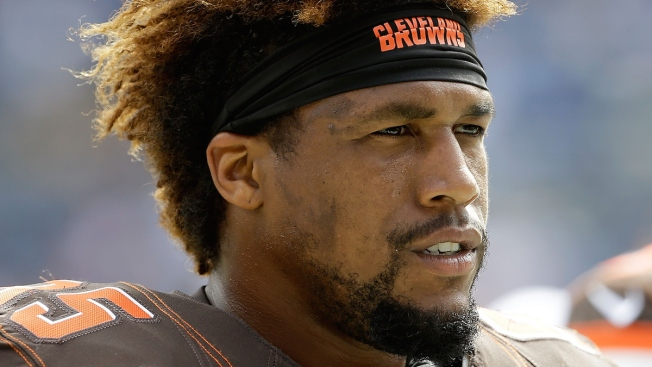 Browns' Armonty Bryant, De'Ante Saunders Arrested After Christmas Traffic Stop