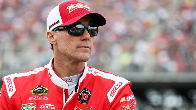 NASCAR's Kevin Harvick: 'I Don't Need to Defend Myself' After Talladega