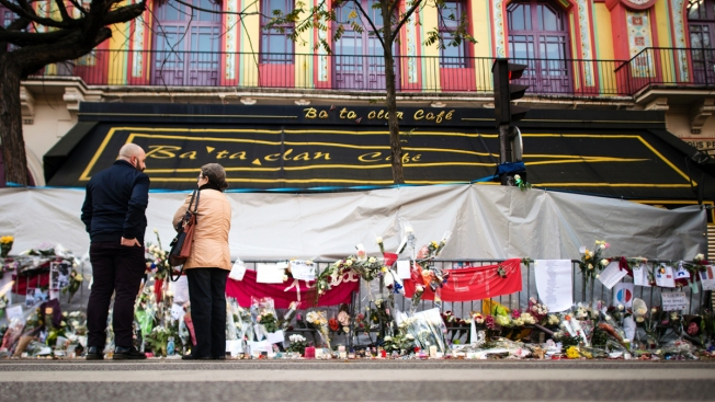 'Nowhere to Go': Calif. Band Recalls Paris Attack