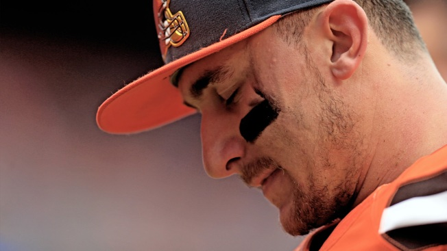 Browns Release QB Johnny Manziel After 2 Rocky Seasons