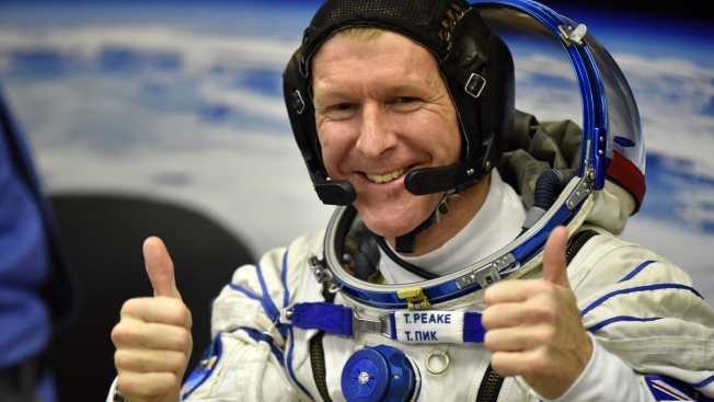 Astronaut Apologizes for Calling Wrong Number From Space Station