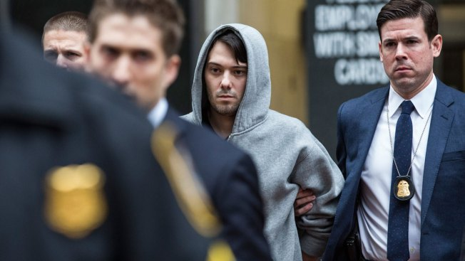Martin Shkreli Invokes Fifth, Won't Cooperate With Senate Investigation