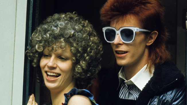 David Bowie's Ex-Wife Angie Bowie to Remain on Reality TV Show 'Big Brother'