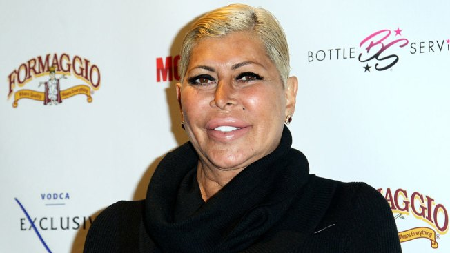 'Big Ang' of 'Mob Wives' Opens Up About Cancer Battle