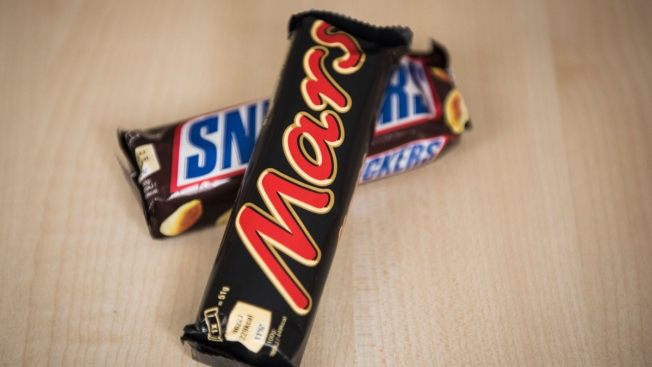 Mars Recalls Candy in 55 Countries Over Plastic in Chocolate