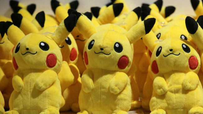 Live-Action Pokemon Movie Is Coming in 2017