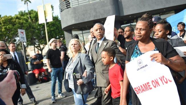 Sharpton Calls for Broader Protests on Oscars Diversity