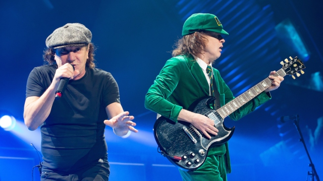 AC/DC Postpones Tour Due to Singer Brian Johnson's Possible Hearing Loss
