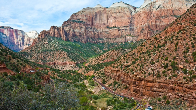 3 Hurt in Rockfall at Utah's Zion National Park