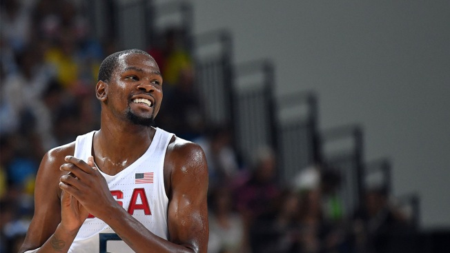 Men's Basketball: US Beats Argentina, Advances to Semifinals