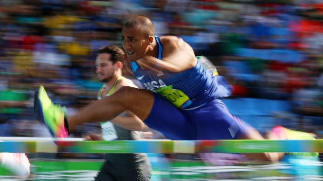 Rio Olympics by the Numbers Day 13: American Wins Decathlon, Shot Put Record and More