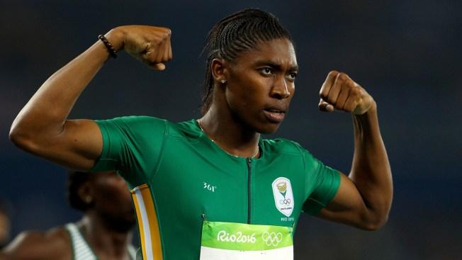 No surprise as Semenya claims 800m gold