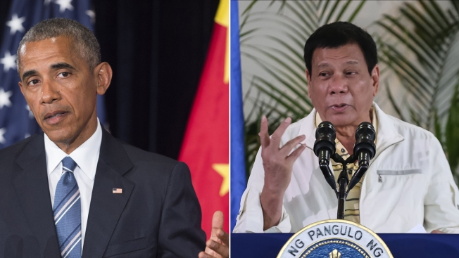 Duterte Tells Obama 'You Can Go to Hell,' Warns of Breakup