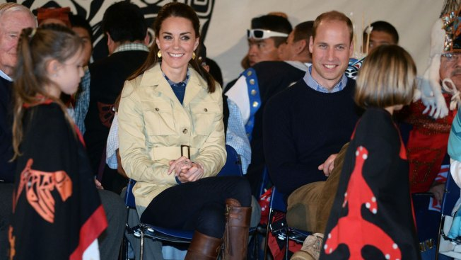 The Duke and Duchess of Cambridge Focus on Mental Health With Vancouver Visit
