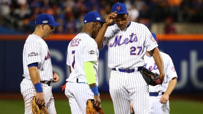 For Banged-up Mets, Just Reaching Playoffs Was a Triumph