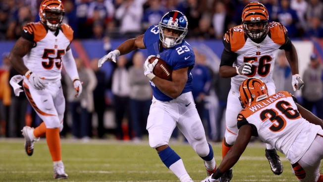 Bengals vs Giants: Predict the final score