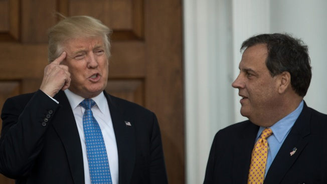 Chris Christie: President Trump May Not Seek Re-Election