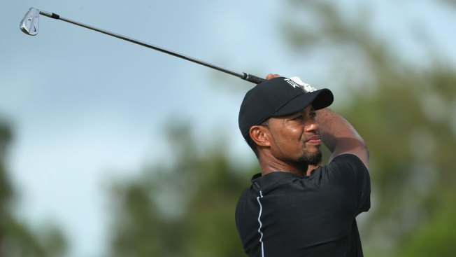 Tiger Woods Getting Strong Reviews in Return to Golf