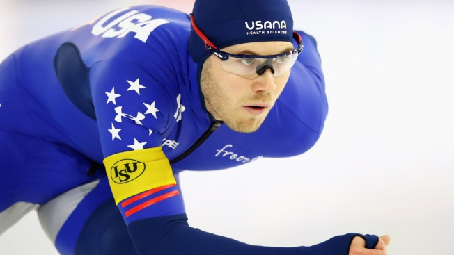 Medal Favorite Joey Mantia Ready for Mass Start in Pyeongchang