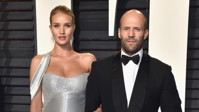 Rosie Huntington-Whiteley, Jason Statham Welcome a Baby Boy