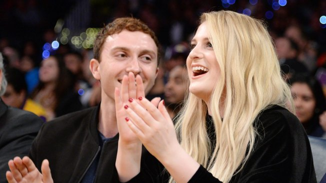 Meghan Trainor, Daryl Sabara engaged
