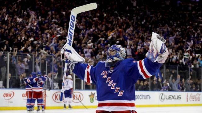 Zuccarello Leads Rangers to 4-1 Win Over Senators in Game 3