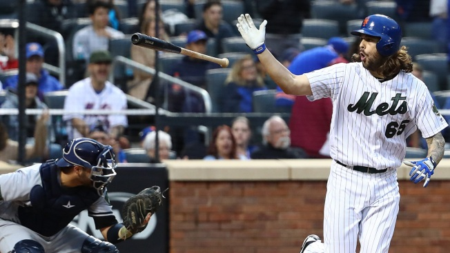 Mets overcome Cabrera's error to beat Brewers 5-4 in 12