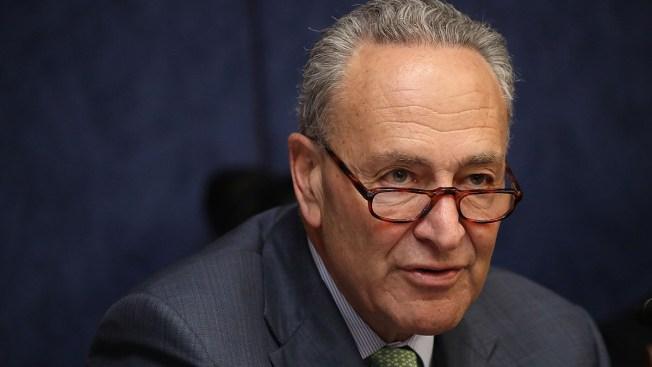 Schumer: All 48 Democrats Support Health Deal