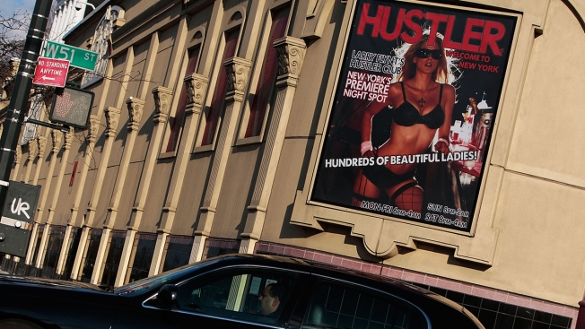 Chef Sues Hustler Club, Claims Stripper Punched Him, Knocking Out Front Tooth