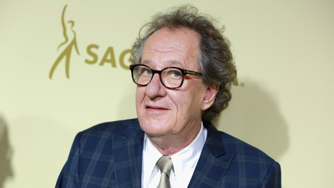 Court Told Geoffrey Rush Inappropriately Touched Actress