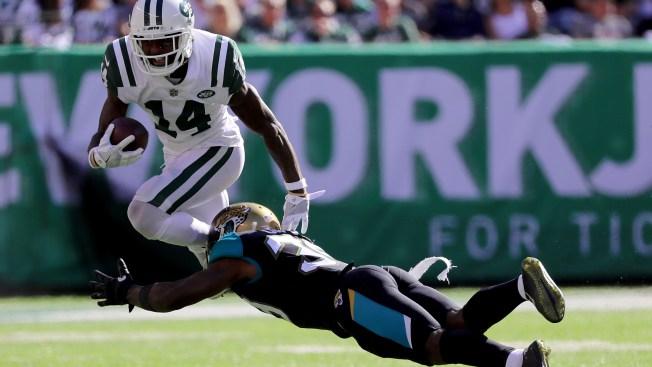 Jets Beat Jaguars, 23-20, in OT