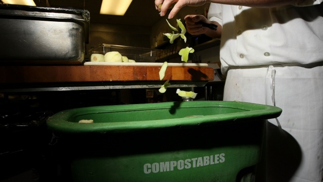 New York to Require More Restaurants, Grocery Stores to Put Food Waste to Good Use