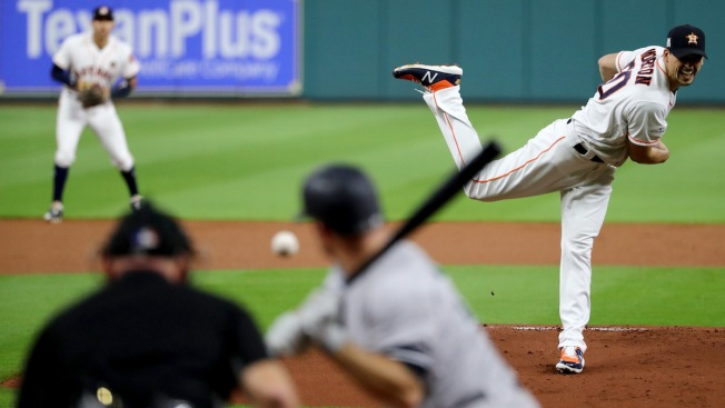 Yankees Come Up Empty in Game 7; Astros Advance to World Series