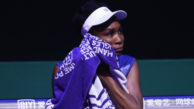 Burglars Swiped $400K in Goods From Venus Williams' Home: PD