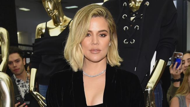 Khloe Kardashian Confirms Pregnancy With Instagram Post