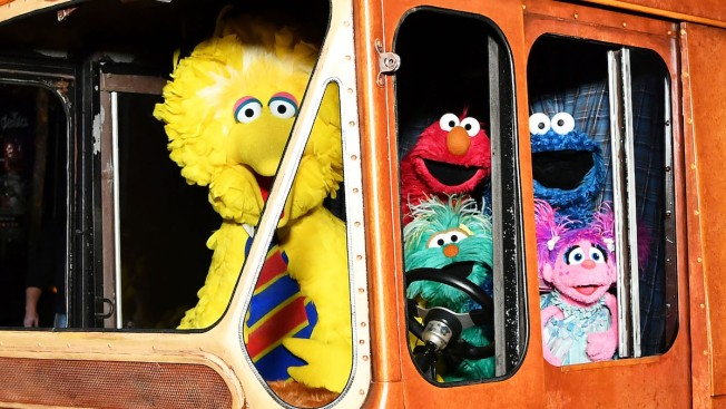 'Sesame Street' Road Show: Iconic Muppets May Be Coming to a Street Near You