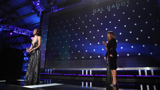 Gal Gadot's Inspiring Critics' Choice Speech Will Make You Cheer