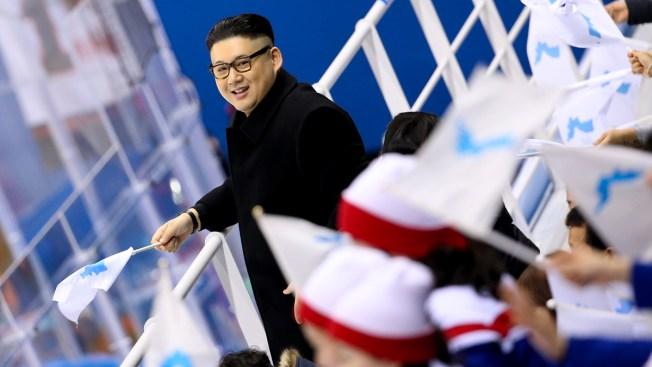 Kim Jong Un Impersonator Crashes Olympics, Again