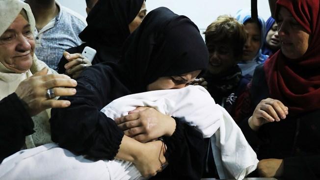 [NATL]Gaza Death Toll Rises Along Israel-Palestine Border Protests