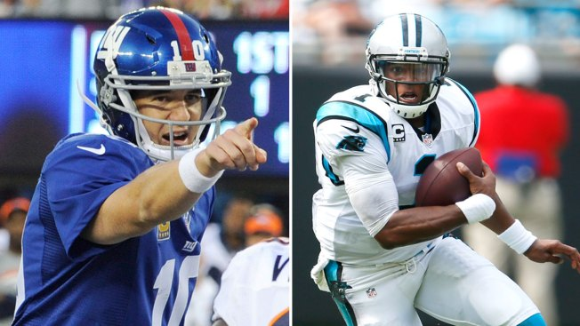 Breaking Down the Giants-Panthers Matchup