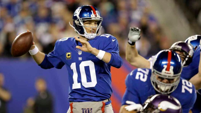 Giants Take Step Forward With First Win