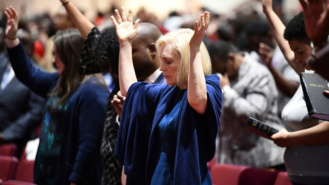 2020 Campaign Trail Runs Through Churches in South Carolina