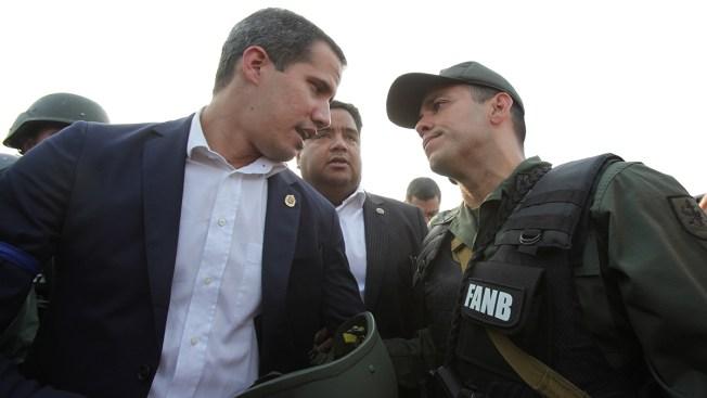US Still Pondering Military Options in Venezuela