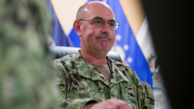 Guantanamo's Top Commander Fired Over 'Loss of Confidence' in Leadership