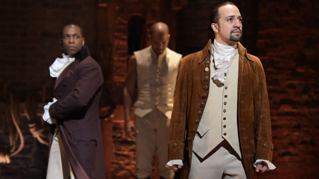 'Hamilton' Casting Call for 'Nonwhite' Actors Sparks Controversy