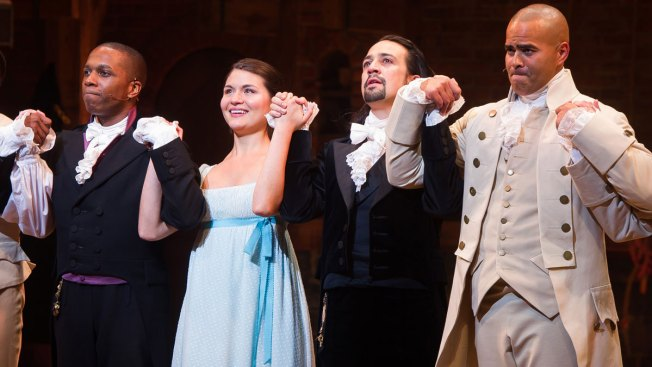 Top 'Hamilton' Premium Ticket Pushed to Record $849